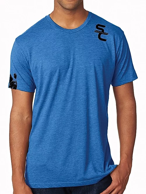 Mens T-shirts - V neck