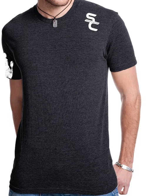 Mens T-shirts - Crew neck